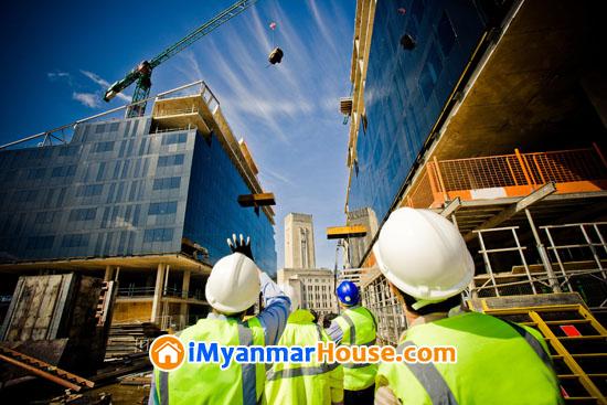 iMyanmarHouse.com ႏွင့္ တုိက္ခန္းအက်ိဳးတူ ပူးေပါင္းေဆာက္လုပ္ျခင္း
