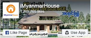 iMyanmarHouse.com Facebook Page