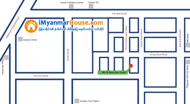 Min Ye Kyaw Swar Condo (AMPS Construction)