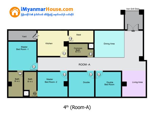 Grand Sayar San Condominium (Yadanar Myaing)