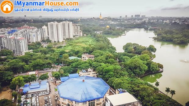ကန္ေတာ္ႀကီးအနီး အသင့္ေန Kantharyar Residence
