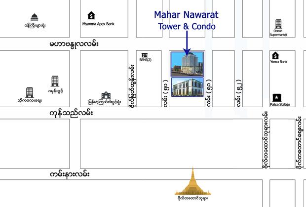 Mahar Nawarat Tower