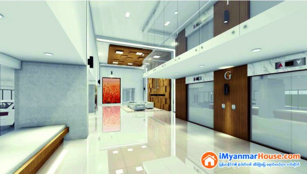 Grand Mya Kan Thar Condominium