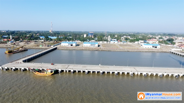 Sittwe Water Front New City