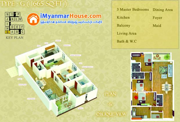 Royal Maung Bamar Residence