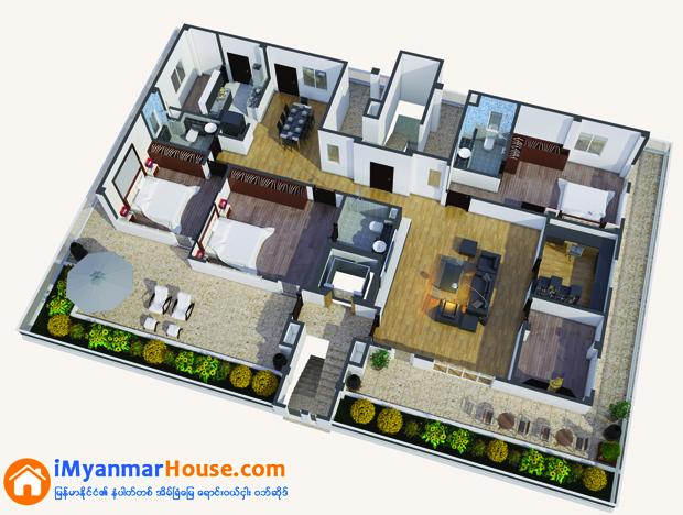Royal Aung Zay Ya Residence