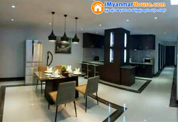 Golden Parami Luxurious Condominium