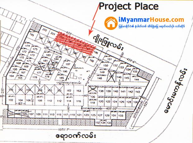 Innwa Housing (Three Friends Construction)