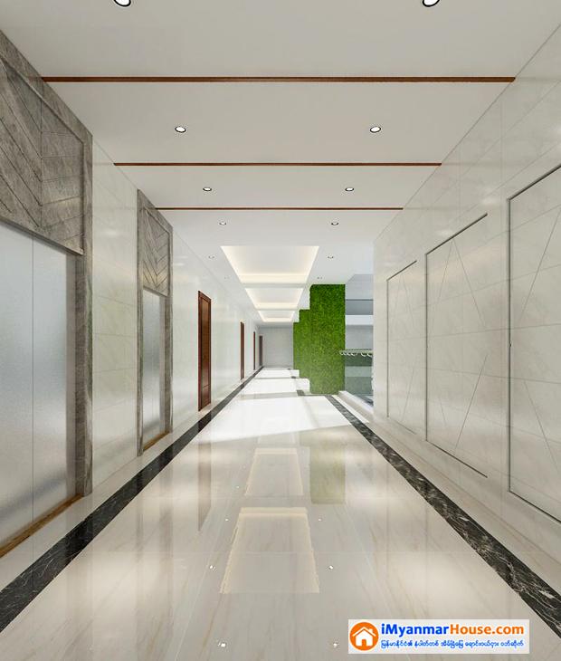 ျမန္မာျပည္၏ အေကာင္းဆံုး Skysuites Condominium