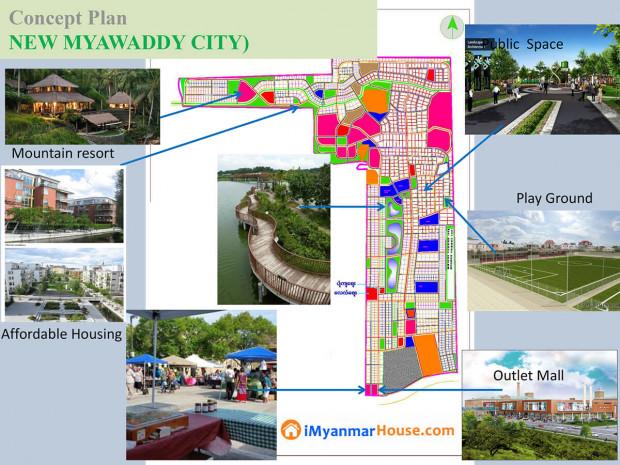 Myawaddy New City