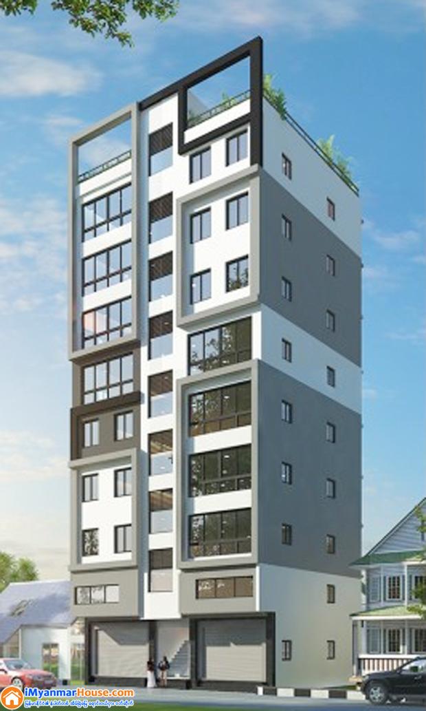 25 Kant Kaw Condominium