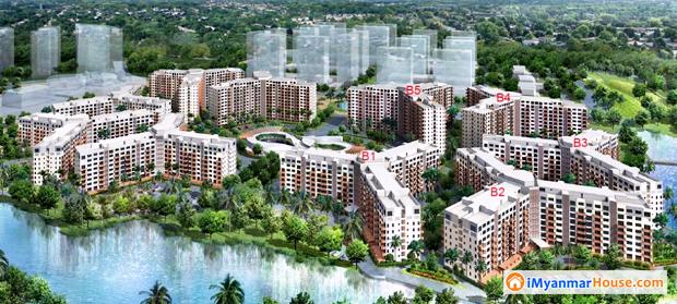 သန္လ်င္တံတားအဆင္းရွိ Star City Condominium