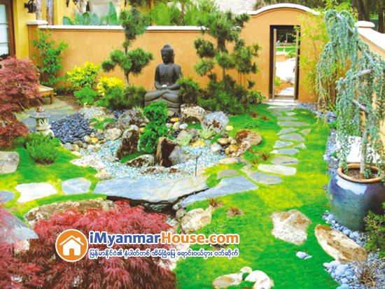 Top 9 Decorative Items for a Fengshui Lovely Garden