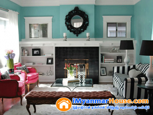 Feng Shui Mirror Double Your Money, Sales And Customers. In The Living And  Dining Room