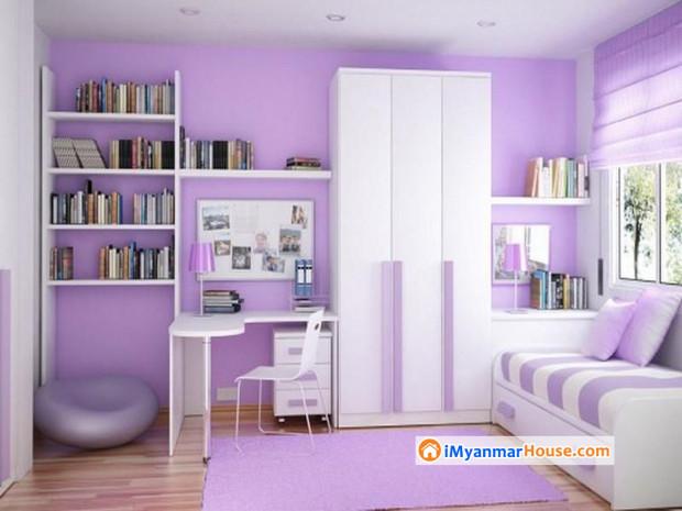 ကိုယ့်အခန်းထဲက အရောင်တွေကိုလိုက်ပြီး စိတ်ခံစားမှုလေးတွေ ပြောင်းလဲကြည့်ရအောင်