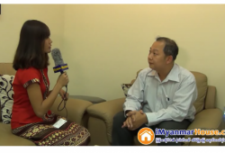 The Interview with U Kyaw Myint Oo, Managing Director of Paragon Residence (Part...