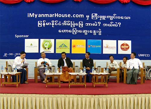 Public Property Seminar - Where is Myanmar Property Market Headed?
