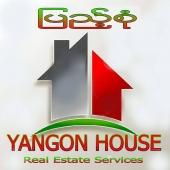 ျပည့္စံု(Yangon House) အိမ္ျခံေျမဝန္ေဆာင္မွု့