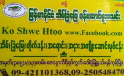 Ko Shwe Htoo ( Real Estate)