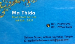 Ma Thida (Real Estate)