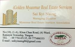 iGolden Myanmar Real Estate